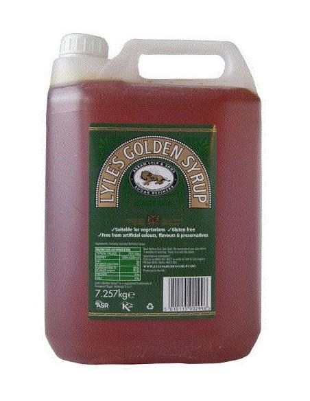 Golden Syrup - 7.257kg - Lyles