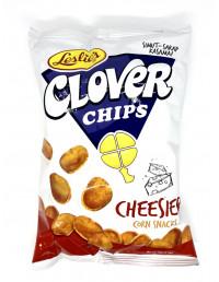 LESLIE'S CLOVER CHIPS CHEESIER FLAVOUR - 85g