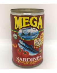 MEGA SARDINES IN TOMATO...