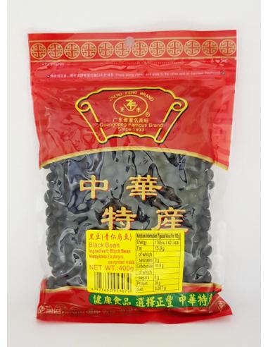 ZHENG FENG BLACK BEAN - 400g