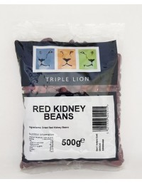 TRIPLE LION RED KIDNEY...