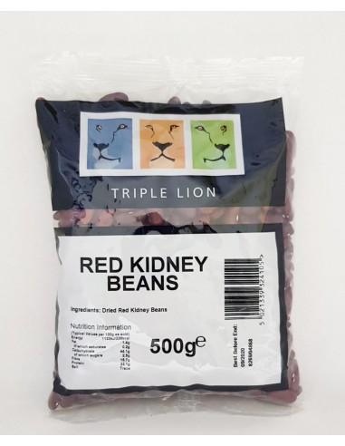 TRIPLE LION RED KIDNEY BEANS - 500g