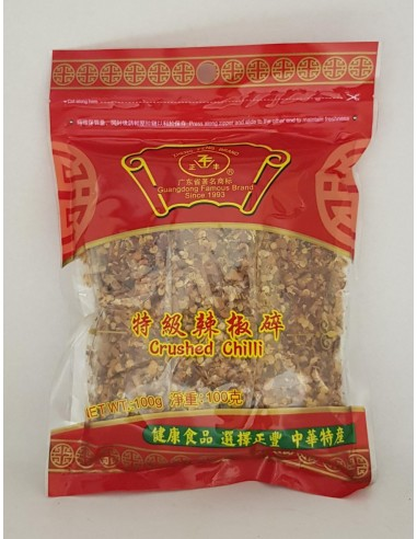 ZHENG FENG CRUSHED CHILLI - 100g