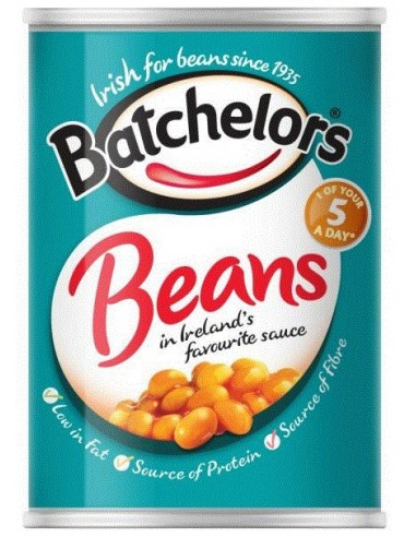 Baked Beans - 2.7kg - Batchelors