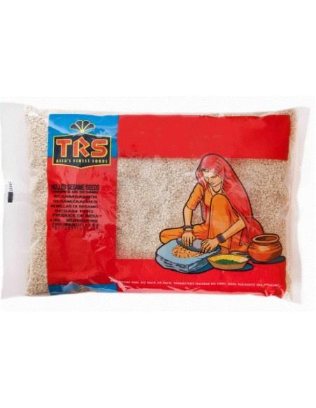 White Sesame Seeds - 1kg - TRS