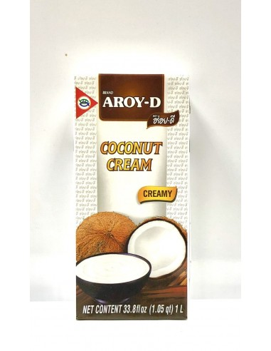 AROY-D COCONUT CREAM - 1L