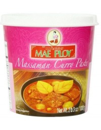 Massaman Curry Paste - 1kg - Mae Ploy