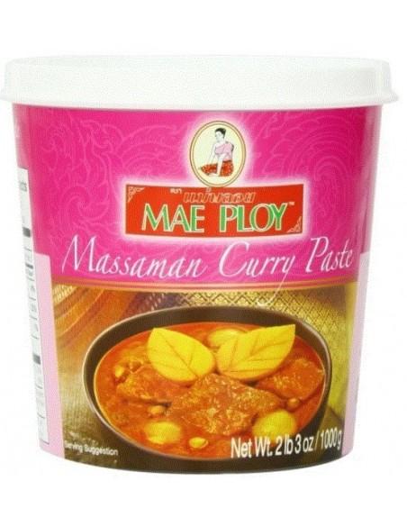 Massaman Curry Paste - 1kg - Mae Ploy