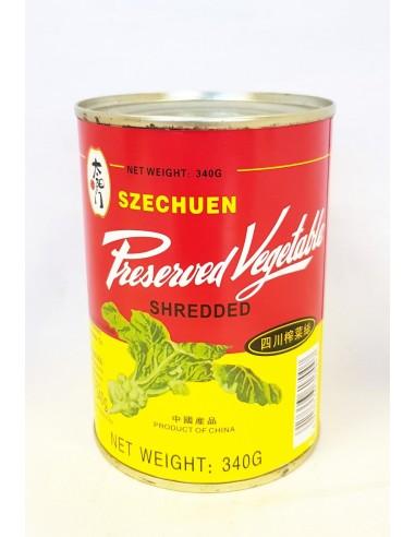 TYM SZECHUEN PRESERVED VEGETABLE...