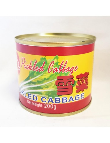 FU XING PICKLED CABBAGE- 200g